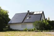 Anlage Solarthermie und Photovoltaik