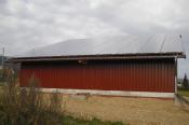 Photovoltaik-Anlage Scheunendach