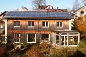 Photovoltaik-Anlage Schweiz Bolliger Bichwil