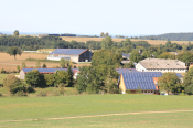 Photovoltaik-Anlage Steinefurthof