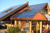 Photovoltaik-Anlage Wohnhaus