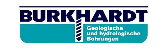 Burkhardt Logo Partner Geothermie-Bohrung für Erdwärmepumpe