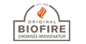 Biofire Cheminee Logo