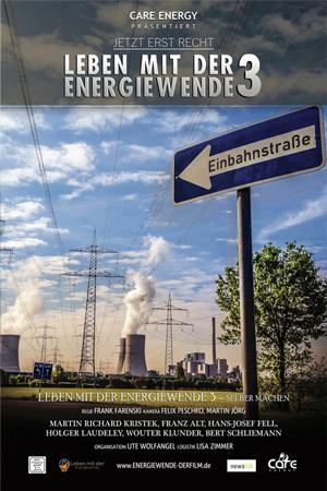 Leben mit der Energiewende 3 Kinoplakat