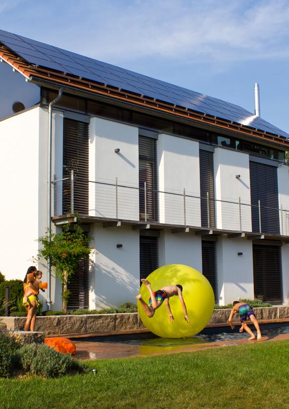 Familie Gaiser Betra Photovoltaik-Anlage groß