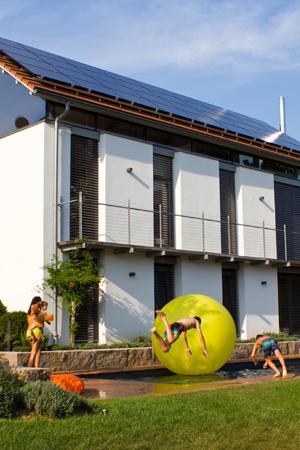 Familie Gaiser Betra Photovoltaik-Anlage
