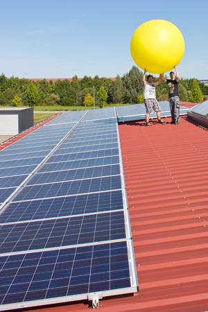 Firma KPS Dosiertechnik Dunningen-Seedorf Photovoltaik-Anlage