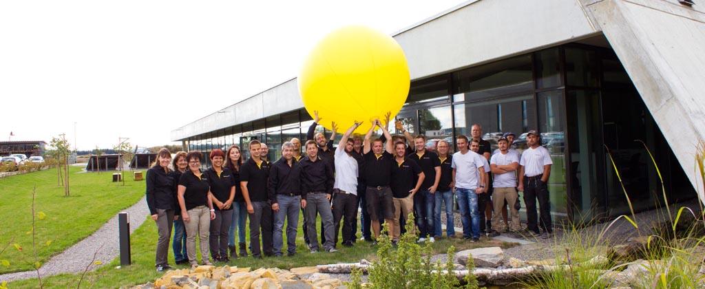 Solera Mitarbeiter Team
