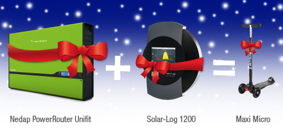Angebot Nedap+Solar-Log=Maxi Micro
