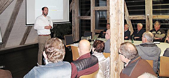 Themenabend in Geislingen