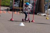 Erlebnis Zukunft 2017 Scooter Parcours