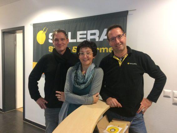 Solera Team in Göppingen