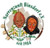 Narrenzunft Binsdorf Logo