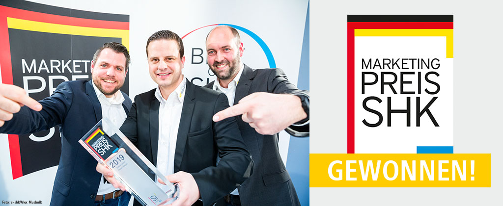 SHK Marketingpreis Gewinner 2019