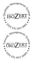 Rezertifizierung ISO und ÖKO