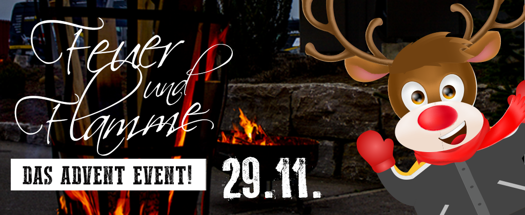 Feuer & Flamme - Das Advent Event