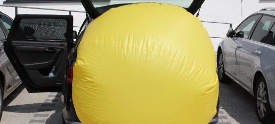 Der Solera Ball reißt durchs Ländle
